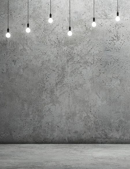 Ściana z betonu architektonicznego.